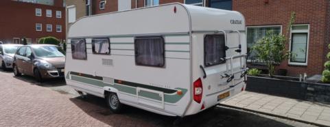 caravan opkoper Groningen
