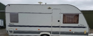 inkoop tweedehands Beyerland caravans