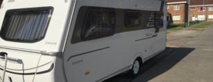 opkoper Eriba caravans