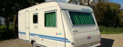 wat is mijn adria caravan waard