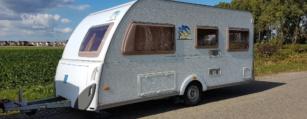 inkoop tweedehands Knaus caravans