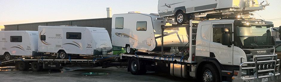 inkoop caravans in Limburg