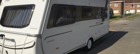 hobby caravan verkopen