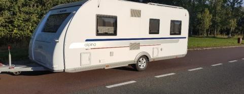 Opkopers Caravans